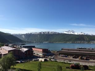 Havnen i Narvik